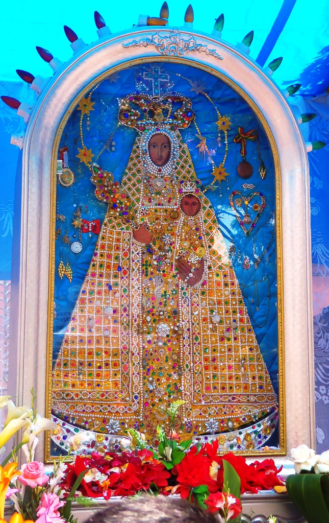 La virgen de guadalupe compressed