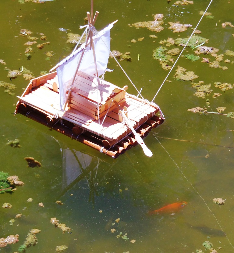 Supay en el pequeno Lago Titicaca compressed