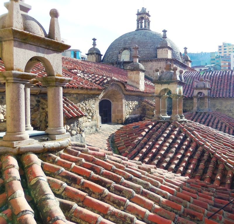 San Francisco, La Paz, compressed