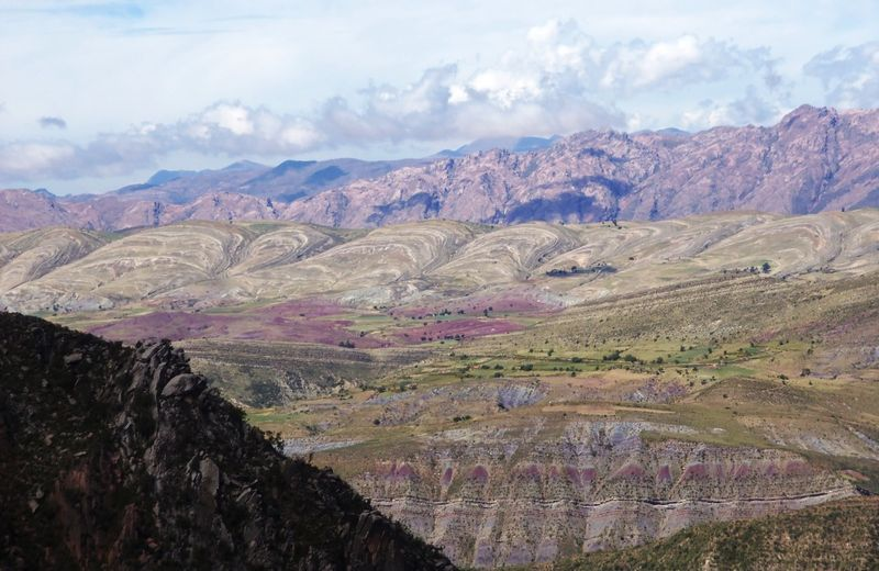 From the inca trail, compressed